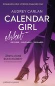 """""""Calendar girl - elsket"""" av Audrey Carlan"""