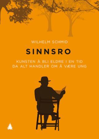 """""""Sinnsro - kunsten å bli eldre i en tid der alt handler om å være ung"""" av Wilhelm Schmid"""