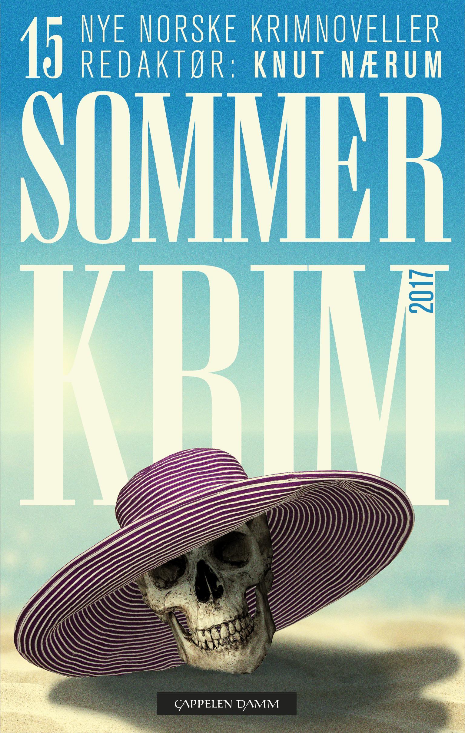 """""""Sommerkrim 2017"""" av Gro Dahle"""