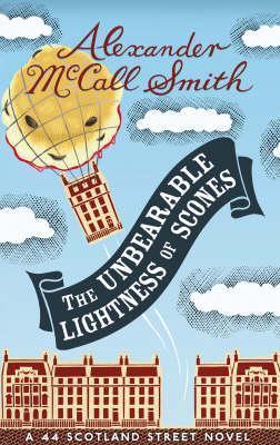 """""""The unbearable lightness of scones"""" av Alexander McCall Smith"""