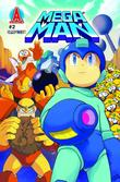"""Mega Man #2 - Let the Games Begin Part Two: Weapons Get!"" av Pat Spaziante"