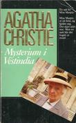 """""""Mysterium i Vestindia"""" av Agatha Christie"""