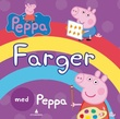 """""""Farger med Peppa"""" av Jan Chr. Næss"""