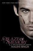 """Blaze of memory - the psy-changeling series"" av Nalini Singh"