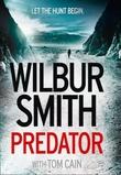 """""""Predator"""" av Wilbur Smith"""