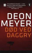 """""""Død ved daggry - en sørafrikansk thriller"""" av Deon Meyer"""