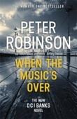 """""""When the Music's Over"""" av Peter Robinson"""