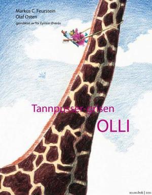 """""""Tannpusser-grisen Olli"""" av Markus C. Feurstein"""