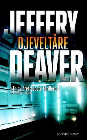 """""""Djeveltåre"""" av Jeffery Deaver"""