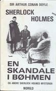 """Skandale i Böhmen"" av Arthur Conan Doyle"