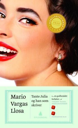 """""""Tante Julia og han som skriver"""" av Mario Vargas Llosa"""