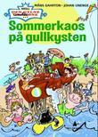 """""""Sommerkaos på gullkysten"""" av Måns Gahrton"""