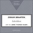 """""""Fabrikken - og andre fortellinger"""" av Oskar Braaten"""