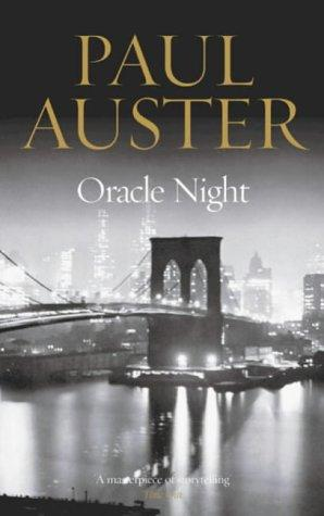 """Oracle Night"" av Paul Auster"