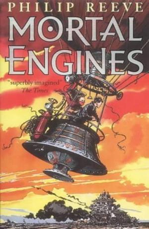 """""""Mortal Engines"""" av Philip Reeve"""