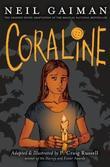 """""""Coraline - graphic novel"""" av Neil Gaiman"""