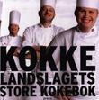 """""""Kokkelandslagets store kokebok"""" av Hugo Lauritz Jenssen"""