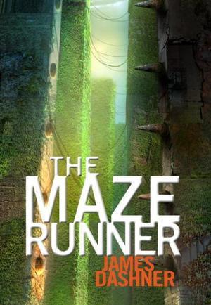 """""""The Maze Runner (Maze Runner Trilogy (Hardback))"""" av James Dashner"""