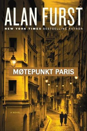 """""""Møtepunkt Paris"""" av Alan Furst"""