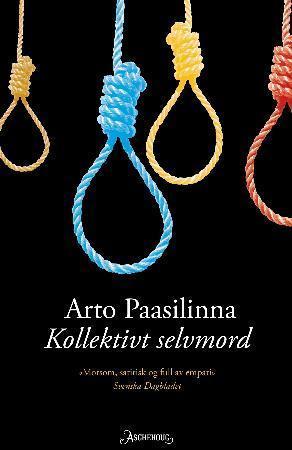 """""""Kollektivt selvmord"""" av Arto Paasilinna"""