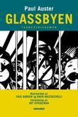 """""""Glassbyen - tegneserieroman"""" av Paul Karasik"""