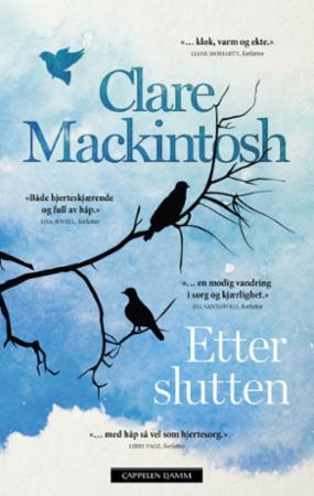 """""""Etter slutten"""" av Clare Mackintosh"""