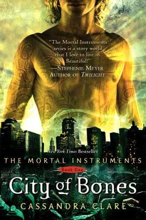 """""""City of Bones (Mortal Instruments (Hardback))"""" av Cassandra Clare"""