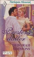 """The Vicar's Daughter (Harlequin Historical, No 258)"" av Deborah Simmons"