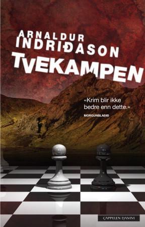 """""""Tvekampen"""" av Arnaldur Indridason"""