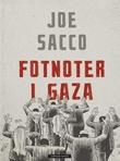 """Fotnoter i Gaza"" av Joe Sacco"
