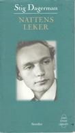 """""""Nattens leker - noveller"""" av Stig Dagerman"""