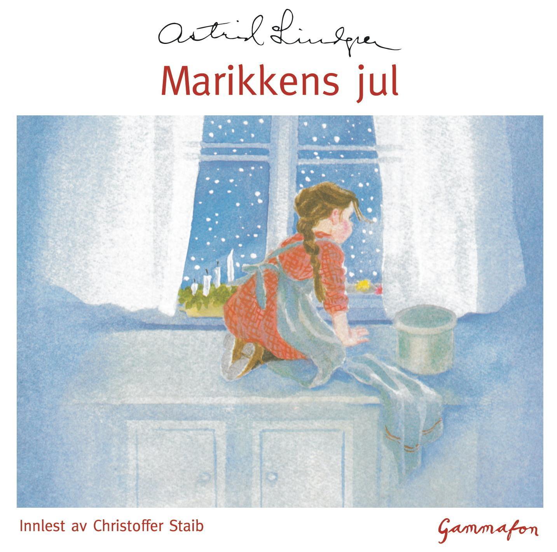 """""""Marikkens jul"""" av Astrid Lindgren"""
