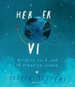 """""""Her er vi - notater for å leve på planeten jorden"""" av Oliver Jeffers"""