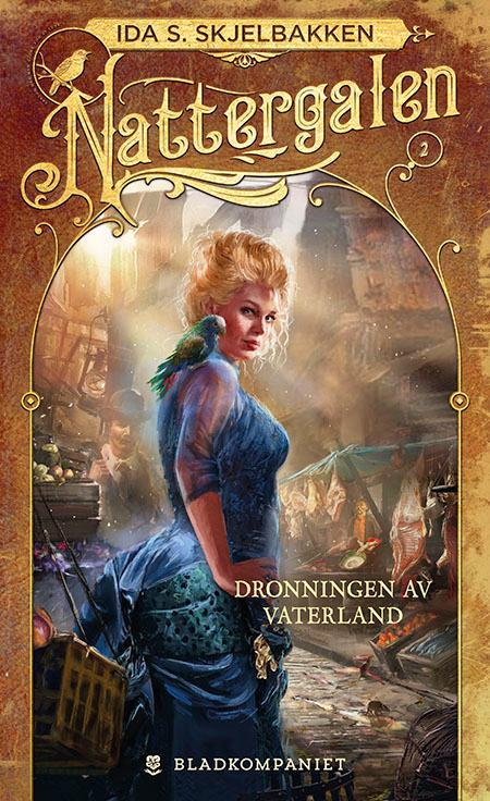 """""""Dronningen av Vaterland"""" av Ida S. Skjelbakken"""