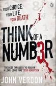 """Think of a number"" av John Verdon"