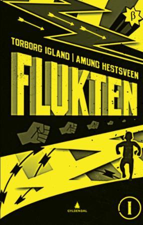 """""""Flukten"""" av Torborg Igland"""