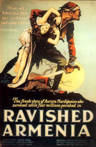 """Ravished Armenia - the story of A M ..who survived"" av Aurora (Arshaluys) Mardiganian"