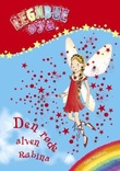 """Den røde alven Rubina"" av Daisy Meadows"