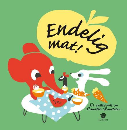 """""""Endelig mat!"""" av Camilla Lundsten"""