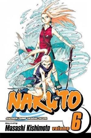 """""""Naruto - Volume 6"""" av Masashi Kishimoto"""