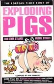 """""""Exploding Pigs and Other Strange Animal St (Fortean Times)"""" av Ian Simmons"""