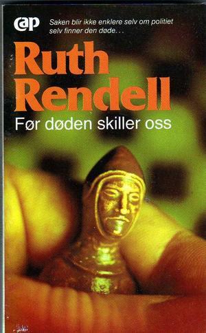 """""""Før døden skiller oss"""" av Ruth Rendell"""