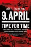 Omslagsbilde av 9. april - time for time