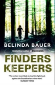 """Finders keepers"" av Belinda Bauer"