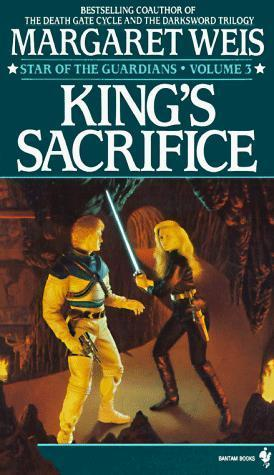 """Star of the Guardians - King's Sacrifice v. 3"" av Margaret Weis"