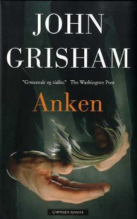 """""""Anken"""" av John Grisham"""