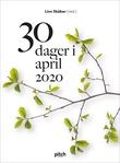 """""""30 dager i april 2020"""" av Linn Skåber"""