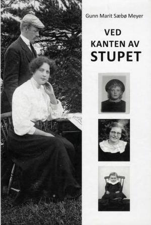 """""""Ved kanten av stupet - en historie om en familie og ei øy"""" av Gunn Marit Sæbø Meyer"""