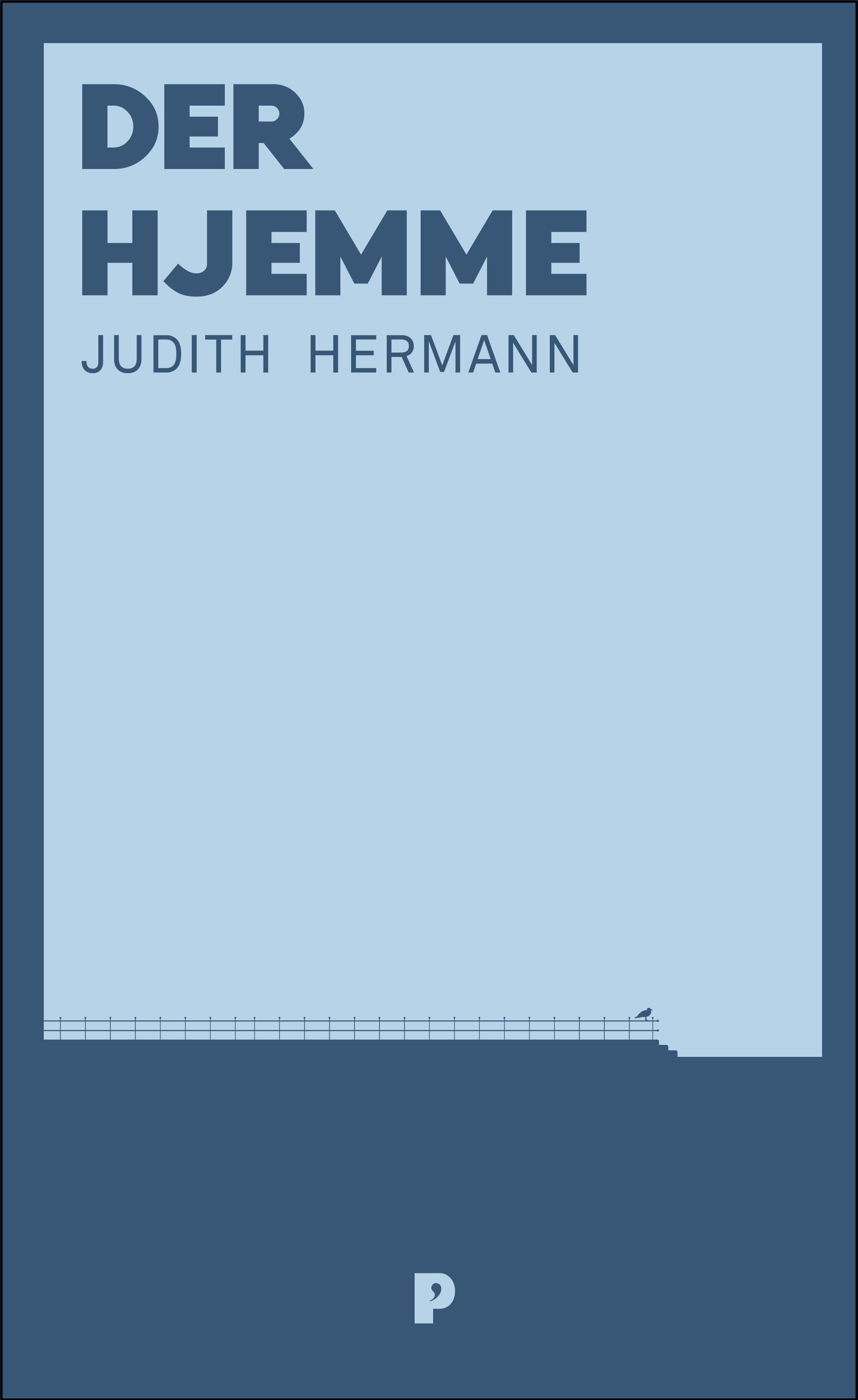 """""""Der hjemme - roman"""" av Judith Hermann"""