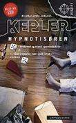 """""""Hypnotisøren"""" av Lars Kepler"""